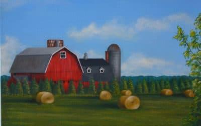 The Sunlit Farm